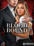 BloodBound Book 1 Cover