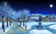 Hartfeld winter night by pixelbatsy