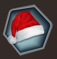 Holiday Santa Hat