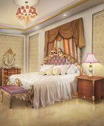 Margaret's bedroom