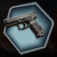 Mtfl gun pistol