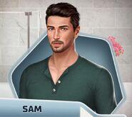 TNA2 Male Sam F3 Pajamas
