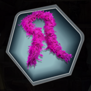 PinkFeatherBoa