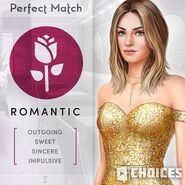 Perfect Match Romantic