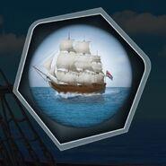 Ds oliver navy vessel ship