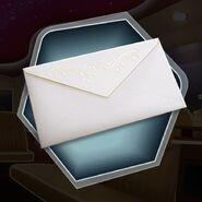 TRH2 mystery envelope