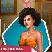 Abbie The Heiress