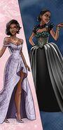Hc sketch choices ballgown