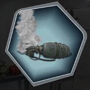 Gas Smoke Grenade