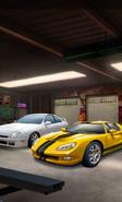 Logan'sCar and MC's 1998 Shokai Fourier Type-A ROD Ch.4 Car