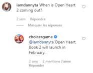 OH2 Premiere Date Confirmation on IG