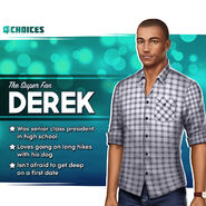 Derek Sneak Peek