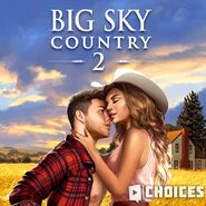 Big Sky Country 2 Cover