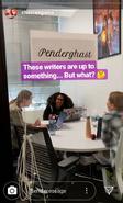 TE Writers Meeting on 06-19-2019