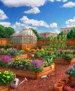 Rt new community garden