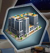 RCD Penthouse Building