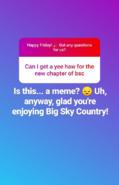 BigSkyCountryfromInstaLive