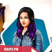 Kaitlyn Punk Makeover