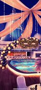 HSS CA 3 Prom Decorations Dark Masquerade 2