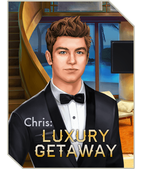 Chris: Luxury Getaway Choices