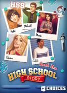 High School Story, Book 2 promo