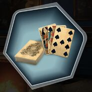 Tuh deck of playing cards