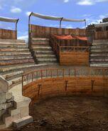 ArretiumGladiatorRingDay