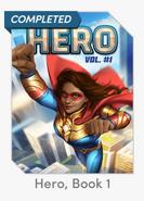 Hero, Book 1 Updated Thumbnail