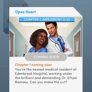 Open Heart Ch.1 Description