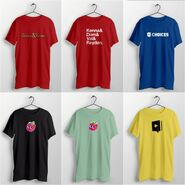 Choices pb tctf shirts