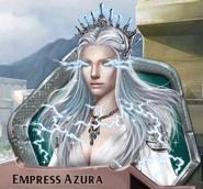 Azura using powers