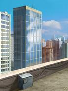 RCD Rooftop Helipad