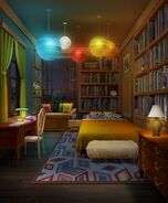 Vasquez Residence - Quirky and Bright MC Room Decorations Night