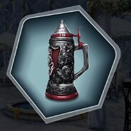 Lythikos stein ale beer alcohol