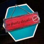 Mtfl no ghosts allowed