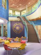 Berhardt Academy - Main area