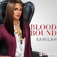 Kamilah Vampire Queen Bloodbound