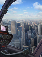 RCD LA Helicopter View