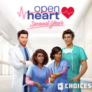 Open Heart Second Year Official Cover