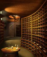 Winecellarinoldhollywoodhouse