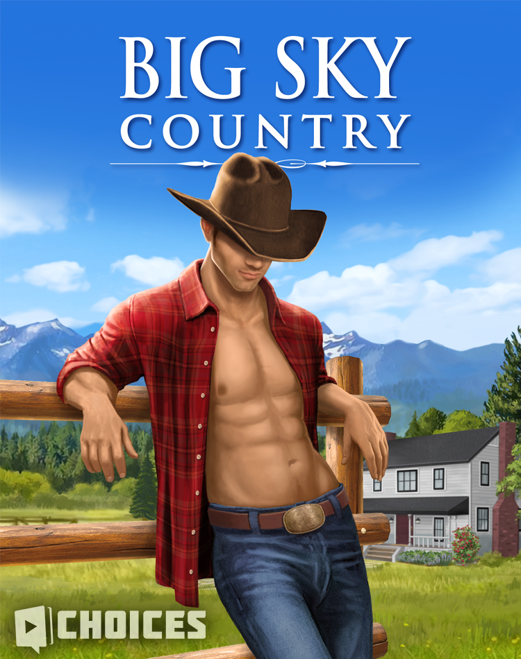 Big Sky Country, Book 1 Choices
