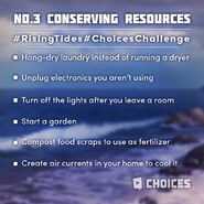 Rising Tides Eco-Friendly Ideas 3