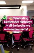 Celebrationofalltherecentreleaces