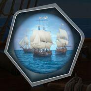Ds british navy blockade