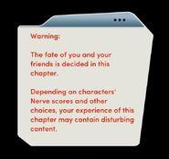 ILB - Warning