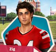 Zig Junior Football Uniform