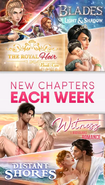 New chapter each week-June 2020
