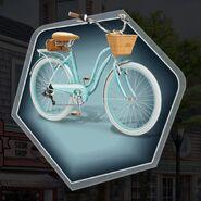 Wabr cruiser bike