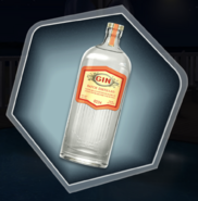 SK Bottle of Gin in Ch. 12