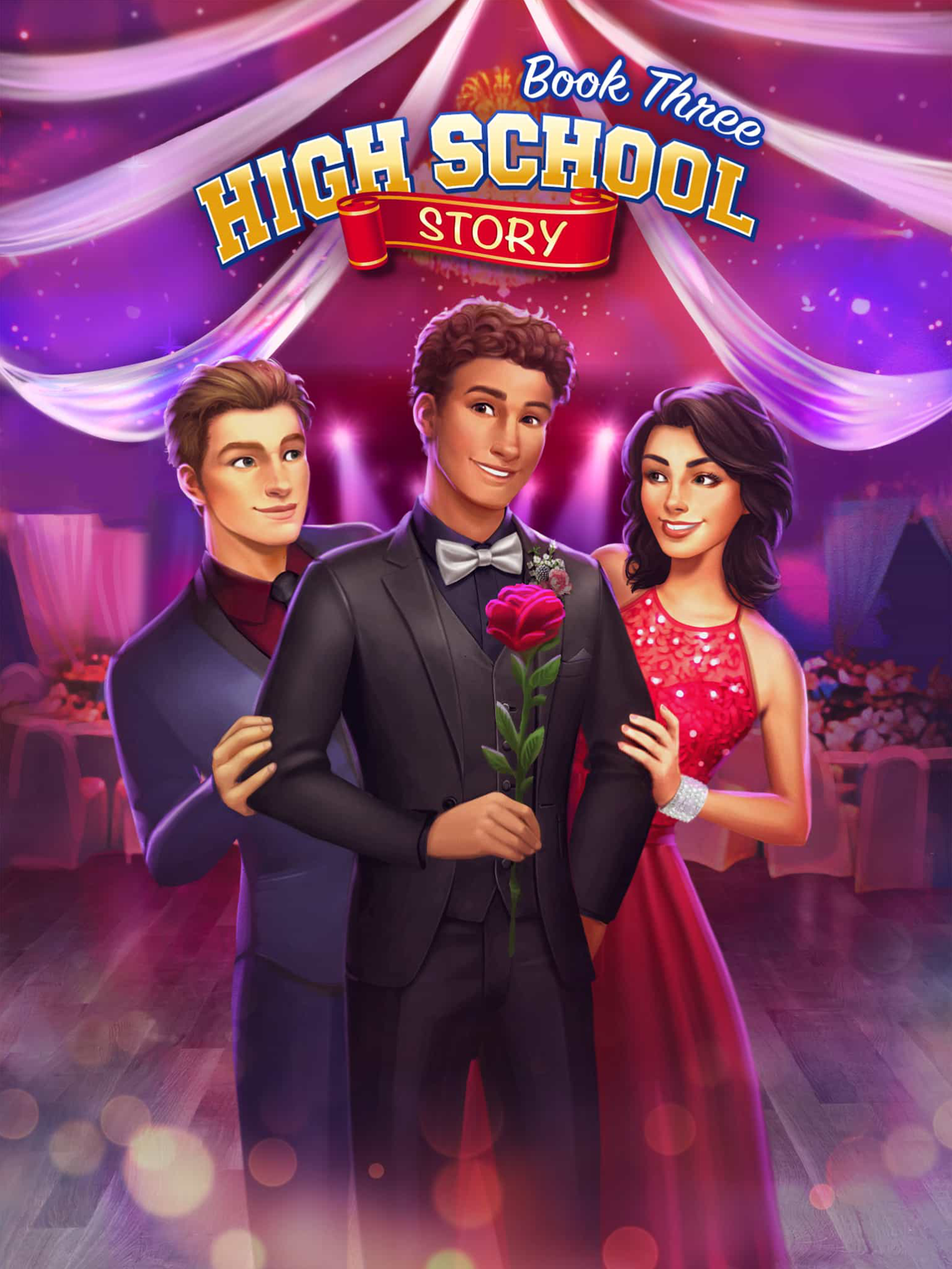 High School Story, Book 3 Choices